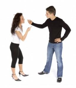 Crise de couple