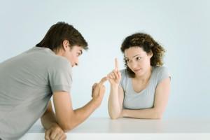 conflits de couple