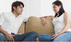 Couple voulant se récupérer