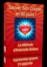 Livre Sauver Couple en 60 jours